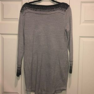 NY & Company sweater dress